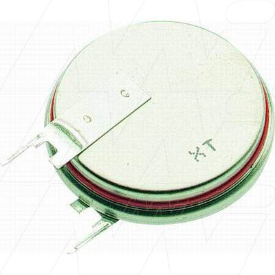 3V Button / Coin Lithium Specialised Cell PCB Mount l 560mAh, Renata, CR2450NFV