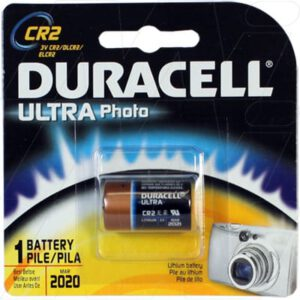 3V Lithium Photo Battery replaces CR2, DLCR2, EL1CR2, ELCR2T, KCR2, Duracell, CR2B