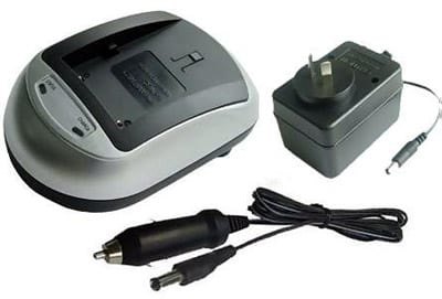 Lithium Ion Digital Camera Battery Charger, DCC-EIDLi1