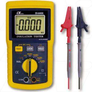 Lutron Insulation Tester, DI6400