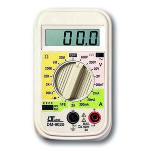 Lutron Multimeter - Pocket Type, DM9020