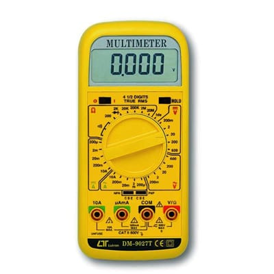 Lutron Multimeter - True Rms 4.5 Digit, DM9027T