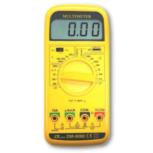 Lutron Multimeter - General + Rs232, DM9080