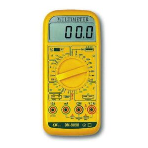 Lutron Multimeter - & Temperature & Capacitance, DM9090