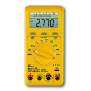 Lutron Multimeter - Autorange & Bar Graph, DM9092