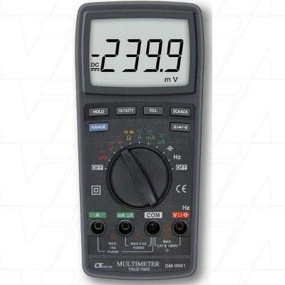 Lutron True RMS Digital Multimeter, DM9961