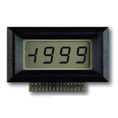 Lutron Voltmeter Pcb Module - Lcd Display C/W Mounting Bezel, DP30