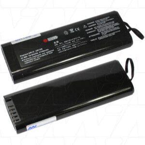 10.8V 4000mAh Canon Innova Book 1000 DR15S Battery