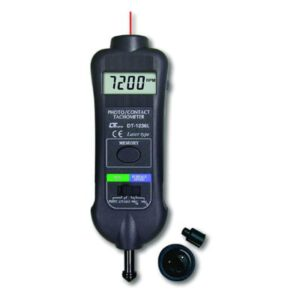 Lutron Laser Tachometer - Photo/Touch Type, DT1236L