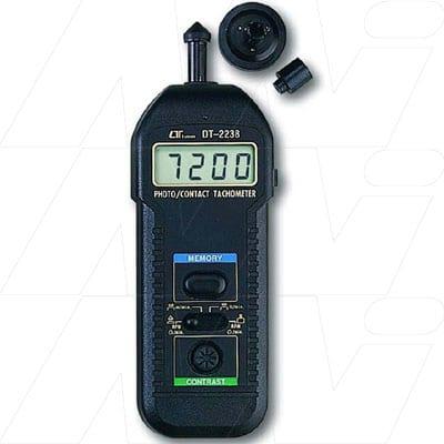 Lutron Photo Contact Tachometer, DT2238