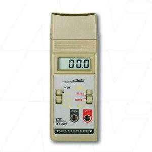 Lutron R/C Hobby Tachometer, DT602