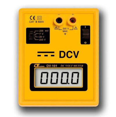Lutron DCV Bench Meter, DV101