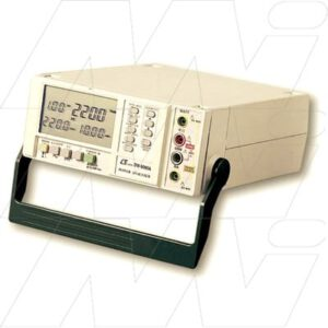 Lutron Power Analyser With RS232 Interface, DW6090A