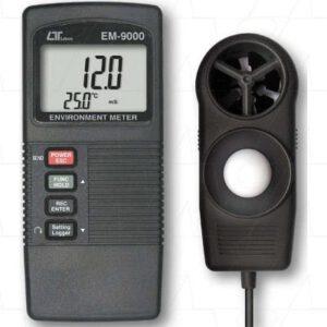 Lutron Environment Meter. 4 in 1., EM9000