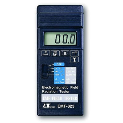 Lutron Emf Tester - Electromagnetic Field, EMF823
