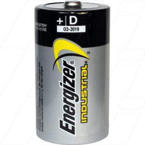 1.5V D Alkaline Industrial Cylindrical Cell Cell, 34.2mAh, Energizer, EN95