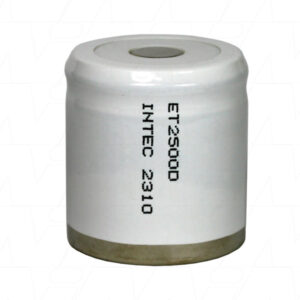 ET2500D NiCD 1/2 D Battery
