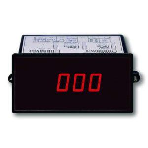 Lutron Frequency Meter Range 0.5-500.0hz Power Supply 240vac/50hz, FC422D