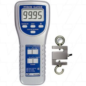 Lutron Force Gauge 100kg Full Scale, FG5100