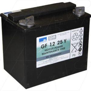 12V 28Ah Sonnenschein GF-Y Range (dryfit A500 cyclic) SLA battery, GF12025YG