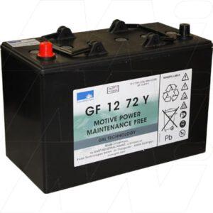 12V GF12072Y GF12072Y Battery