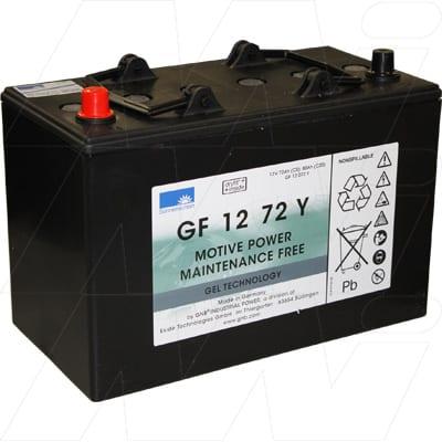 12V 80Ah Sonnenschein GF-Y Range (dryfit A500 cyclic) SLA battery, GF12072Y