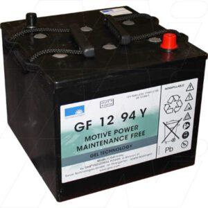 12V 110Ah Sonnenschein  GF-Y Range (dryfit A500 cyclic) SLA battery, GF12094Y
