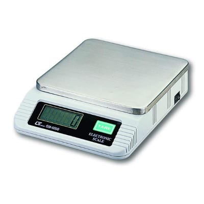 Lutron Electronic Scale - 5000g X 1g + Rs232, GM5000