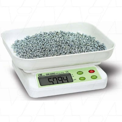 Lutron 600g Digital Scale, GM600G