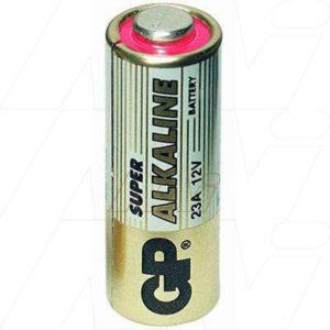 12V Alkaline Specialised High Voltage Series Cell 55mAh, GP, GP23AE-BP1