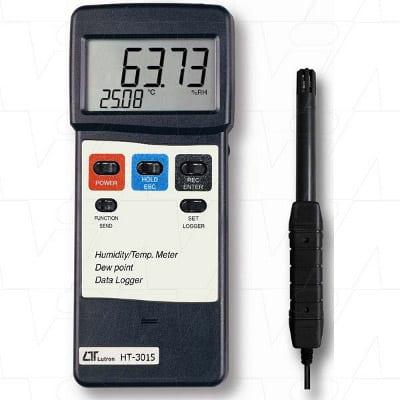 Lutron Humidity Meter Temperature Datalogging, HT3015