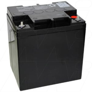12V SLA Battery, 28Ah, Panasonic, LC-XC1228AP