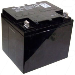 12V SLA Battery, 38Ah, Panasonic, LC-XC1238P