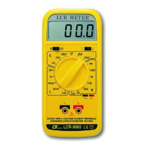 Lutron LCR Meter, General Purpose, LCR9083