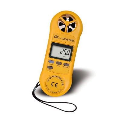 Lutron AnenometerLM81AM
