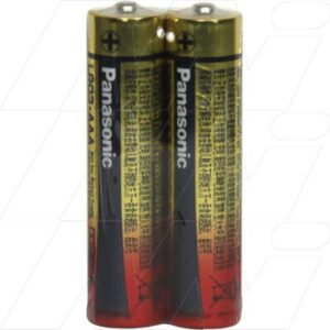1.5V AAA Alkaline Industrial Cylindrical Cell Cell, 10.5mAh, Panasonic, LR03XW/2SK