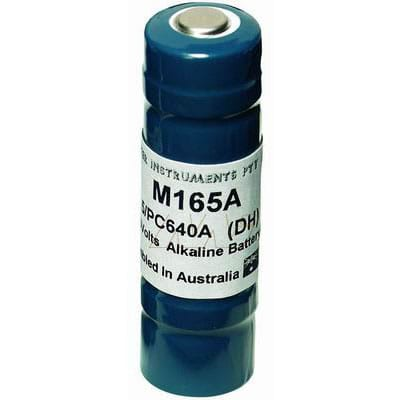 7.5V Alkaline Specialised Cylindrical Cell 350mAh, Mst, M165A