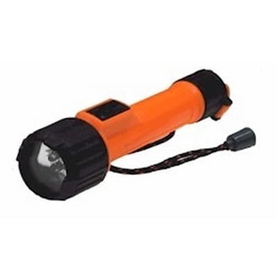 Energizer Light-weight Torch with 2AA batteries, MS2AALED