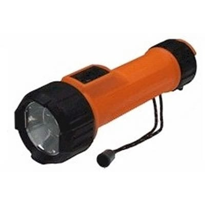 Energzer Handy light Torch with 2 D size batteries for regular usage, MS2DLED
