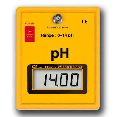 Lutron Ph Bench Meter, PH202