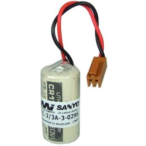 3V 2/3A Specialised Lithium Battery 1800mAh, PLC-2/3A-3-029S