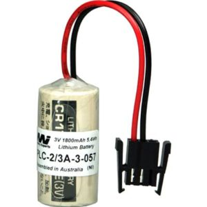 3V 2/3A Specialised Lithium Battery 1800mAh, PLC-2/3A-3-057