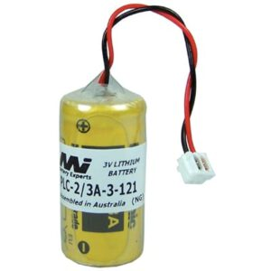 3V 2/3A Specialised Lithium Battery 1800mAh, PLC-2/3A-3-121