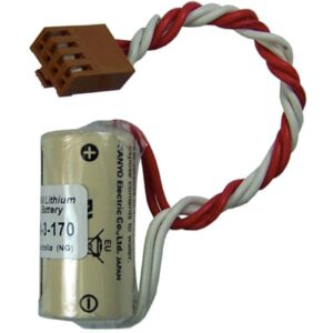 3V 2/3A Specialised Lithium Battery 1800mAh, PLC-2/3A-3-170