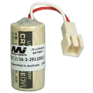 3V 2/3A Specialised Lithium Battery 1800mAh, PLC-2/3A-3-29110023