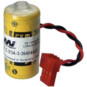 3V 2/3A Specialised Lithium Battery 1200mAh, PLC-2/3A-3-36404403