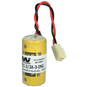 3V 2/3A Specialised Lithium Battery 1200mAh, PLC-2/3A-3-ING