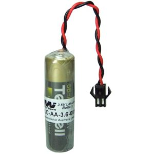 3.6V AA Specialised Lithium Battery 2400mAh, PLC-AA-3.6-051