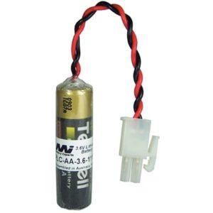 3.6V AA Specialised Lithium Battery 2400mAh, PLC-AA-3.6-111B