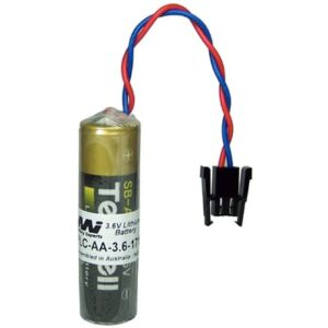 3.6V AA Specialised Lithium Battery 2400mAh, PLC-AA-3.6-171